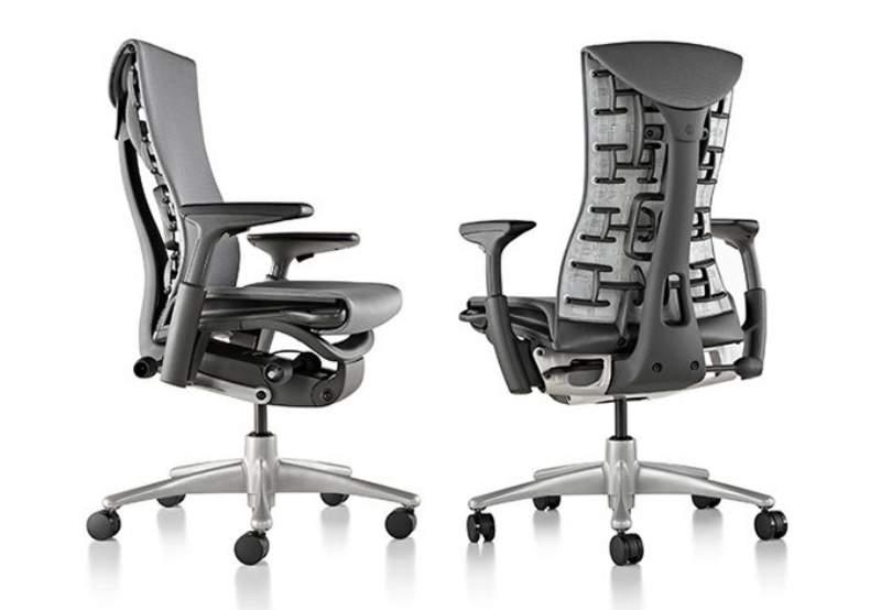 sedie ergonomiche design