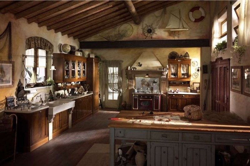 Arredamenti Rustici Country.Arredare La Taverna In Stile Country Mibb It Idee Per